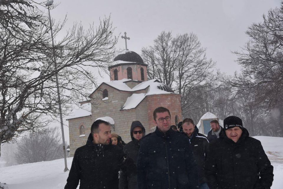 Mickoski in Ponikva: The state needs to take more care for the domestic economy
