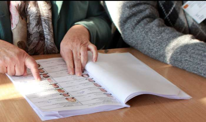 Candidates will begin collecting signatures for the April 12 elections
