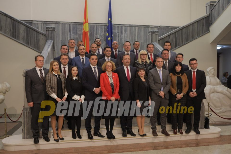 VMRO will not nominate a replacement to Rasela Mizrahi