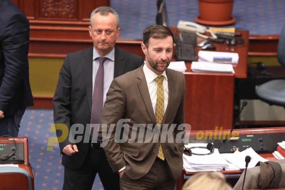 SDSM's concessions to the Albanian parties doomed the law on the Council of prosecutors