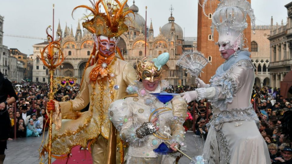 Venice carnival to be called off as Italy's Covid-19 crisis escalates