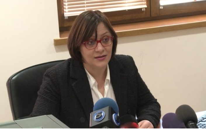 Dimitrieska-Kocoska publicly asked to be told how much the new employment agreements cost the country