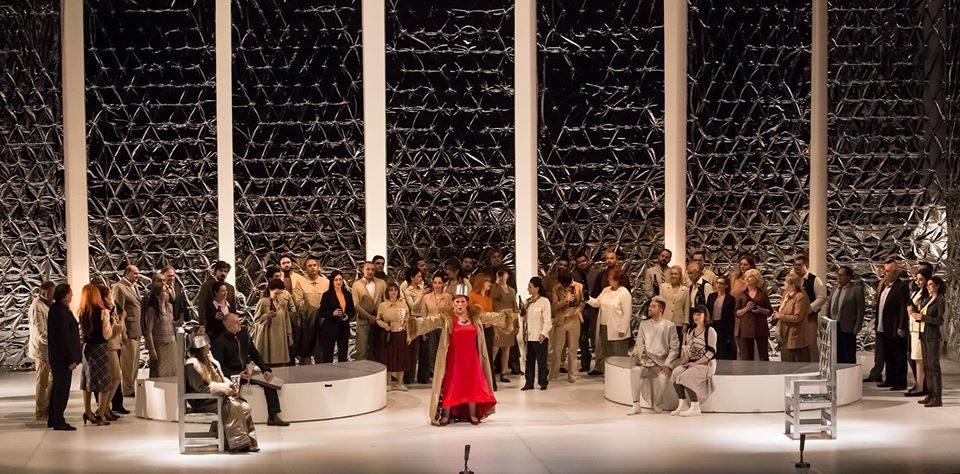 'Macbeth' opera: Gjinovska-Ilkova and Trajanov in leads