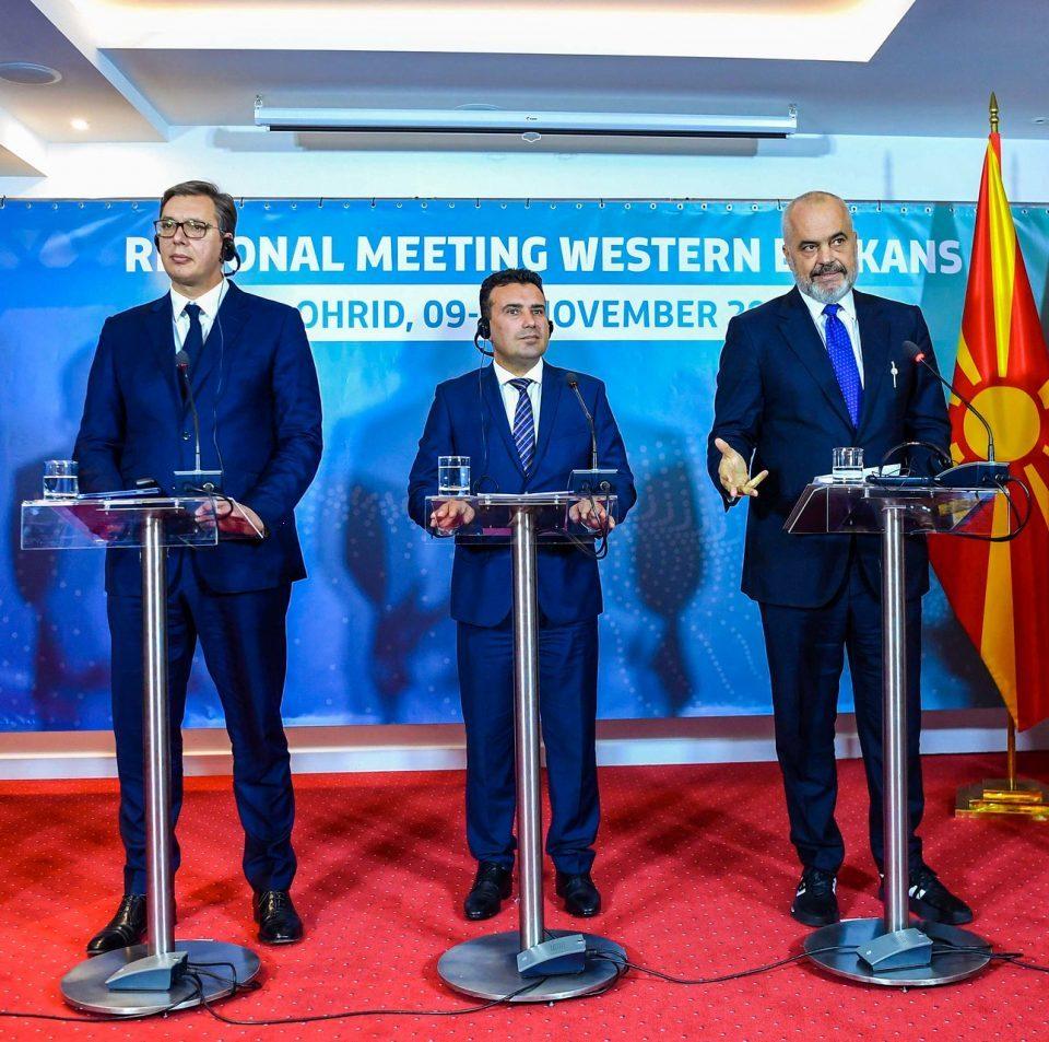 Mini-Schengen: Serbia ratifies treaty that will allow easier e-commerce with Macedonia