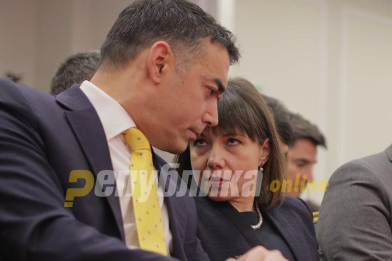 Nikoloski: Dimitrov hurt SDSM with his push to remove Rasela Mizrahi