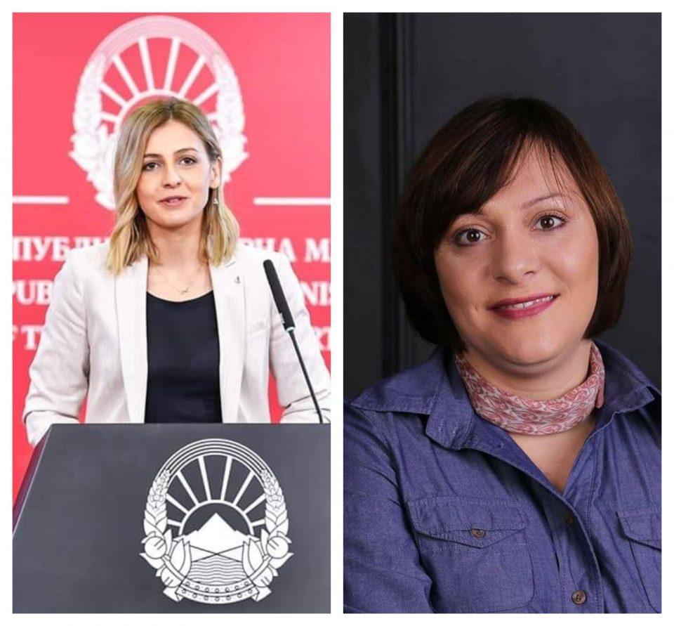 Finance Minister Angelovska is hiding public spending records from her deputy