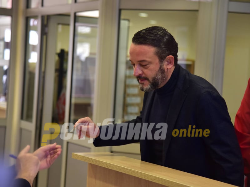 Orce to Boki: You and I are businessmen, we are not interested in politics