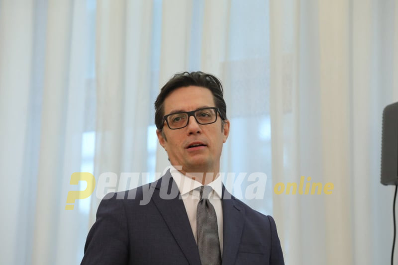 Pendarovski: As a state, we allocate too little funds for education