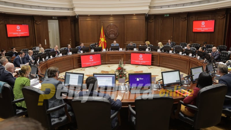 Parliament asked to reconvene for a new version of the PPO law, VMRO says it's a forgery