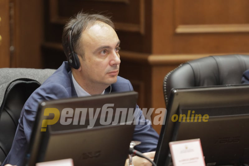 Culev says Spasovski tried to postpone the elections by plunging the Interior Ministry in chaos