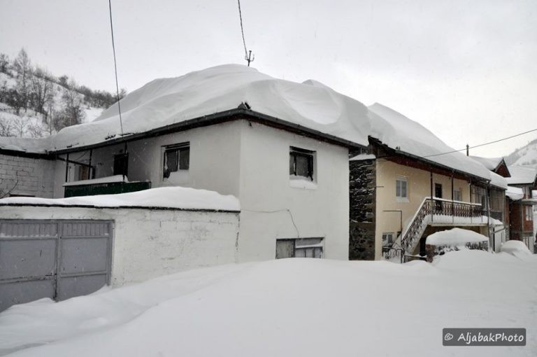 Heavy snowfall cuts off Macedonians living in Gora, urgent measures sought from Albanian authorities