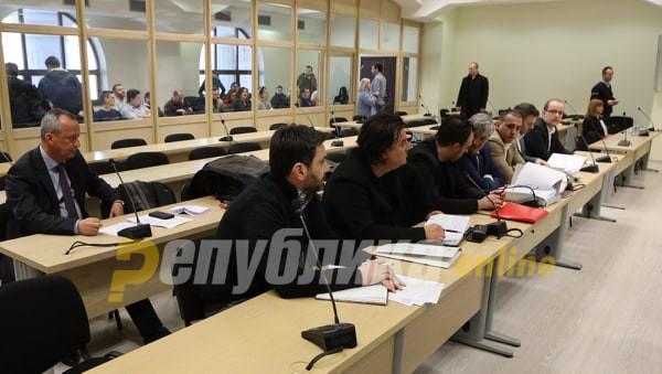 """April 27"" defendants plead not guilty, say it is political persecution"