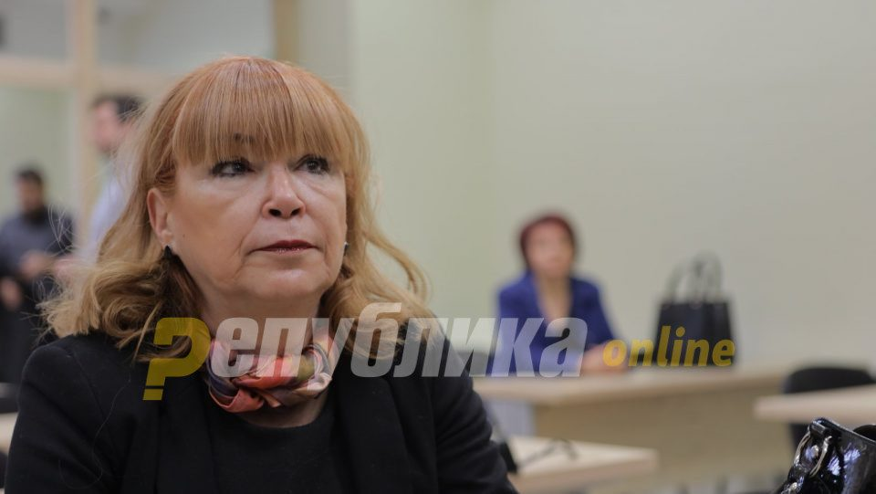 Ruskoska to Janeva: Had you thought things through, we wouldn't be in this courtroom