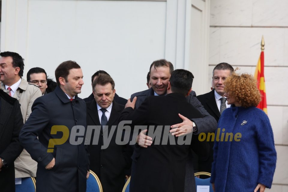Spasovski admits that the PPO law is not a condition for EU accession talks