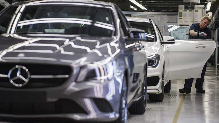 German carmaker suffers big loss due to electric transition