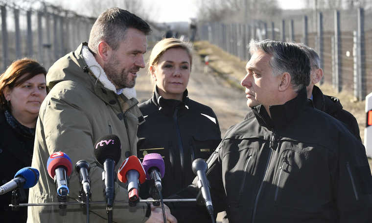 V4: Viktor Orban warns that migration pressure may increase on Hungary's southern border