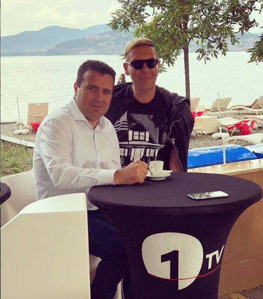 Audio leak proves that Zoran Zaev is behind the Racket scandal