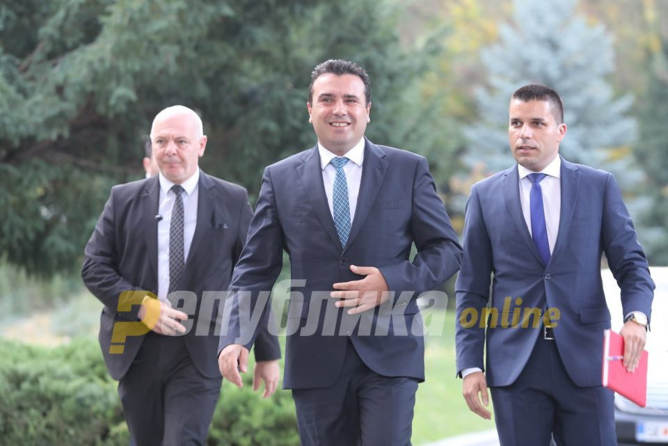 Mickoski: Zaev acts like he is the bankruptcy manager of Macedonia