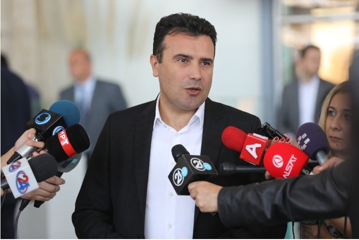 Zaev says he sent a message to DUI to stop playing games in the Parliament