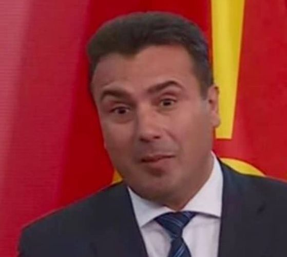 Zaev: We are no longer a Macedonian party