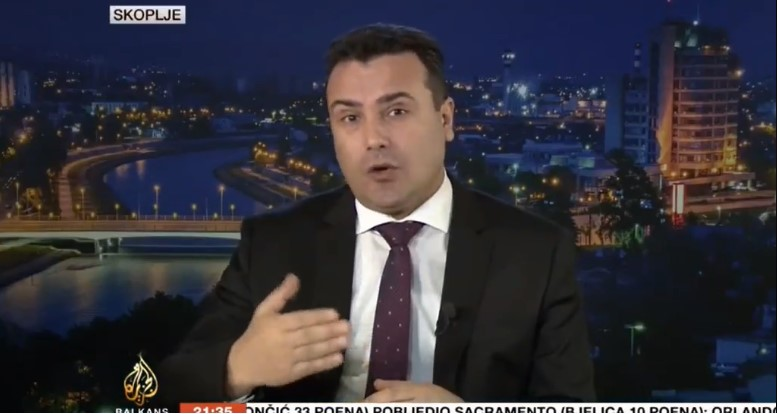 Zaev goes viral with his linguistic skills again