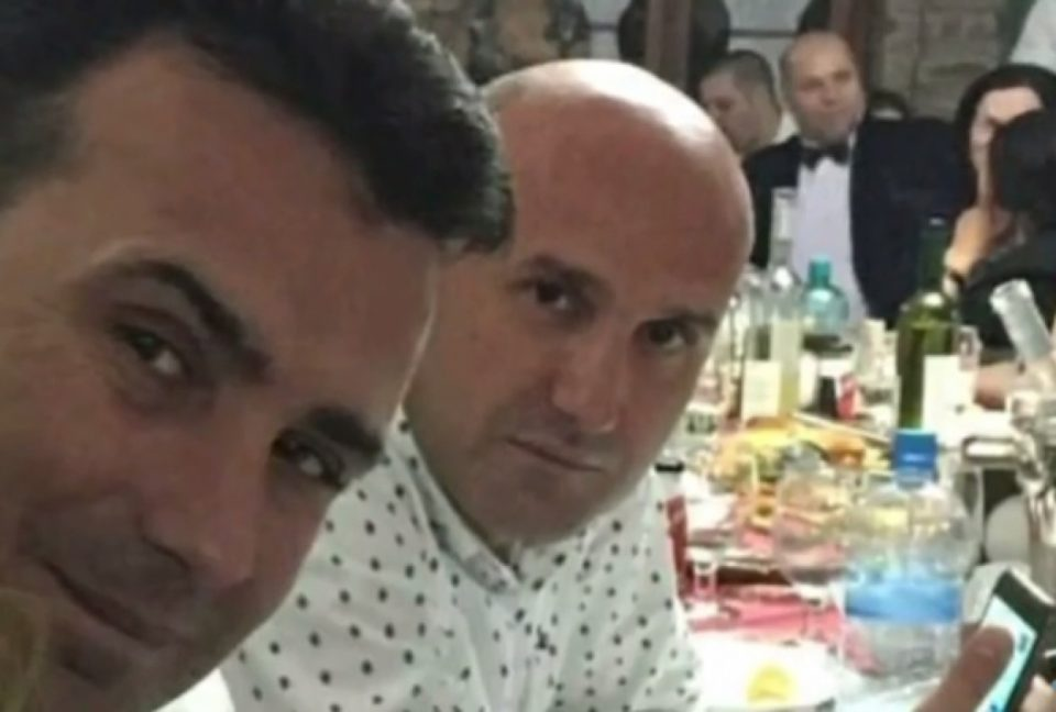 Vice Zaev denies ever meeting the Racket defendant Zoran Mileski