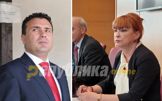 Will Ruskovska and PPO be encouraged to summon Zaev for questioning after Sunday's bomb?