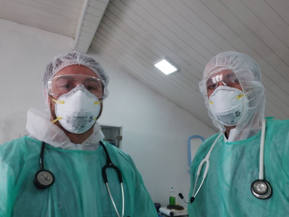 Doctors from Debar warn the public that the situation is serious