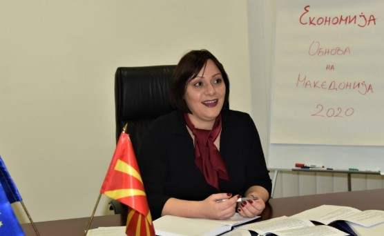 Dimitrieska: The Government refused to discuss VMRO-DPMNE's economic proposals