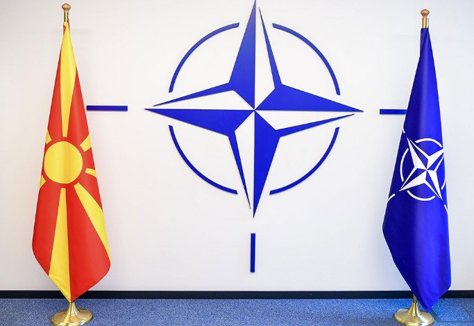 Starting today Macedonia is officially considered a NATO member state