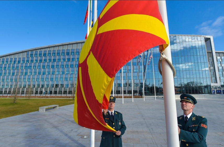 As the newest NATO member state, it's doubtful Macedonia can meet its spending requirement this year