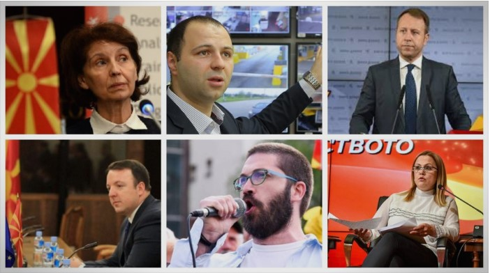 VMRO-DPMNE presents its list of candidates