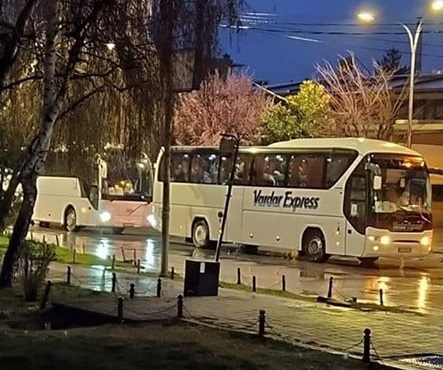 Citizens returning from Malta quarantined in downtown Bitola