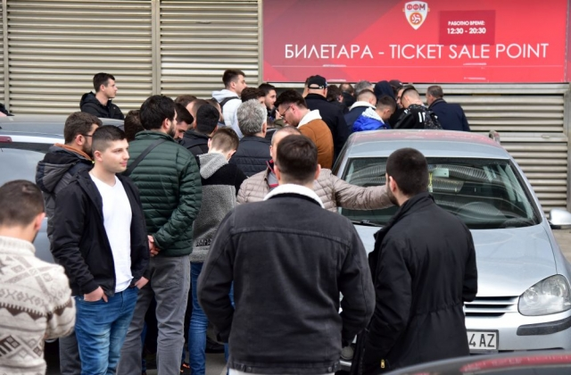 Macedonia – Kosovo game: Half of the domestic fans expected to root for Kosovo