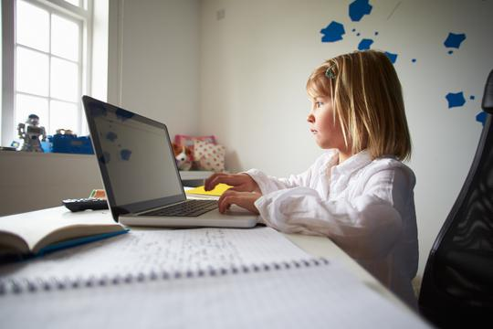 Macedonian schools experiment with online learning