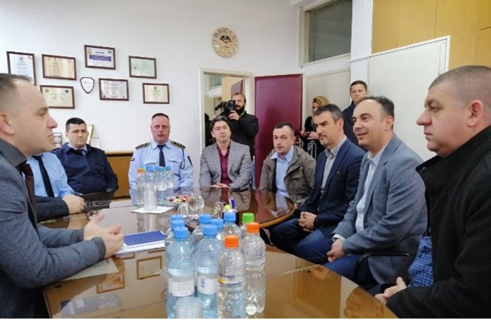 Culev: MoI takes preventive measures for greater security, I see no reason for football match to be played without spectators