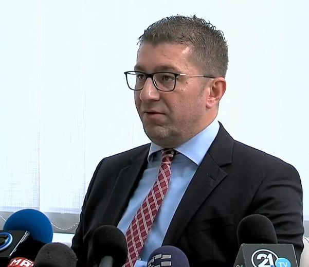 Mickoski: I thank all those who are on the front line in the fight against the pandemic