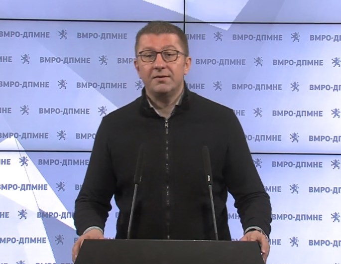 Mickoski: The set of measures is a huge disappointment for the citizens