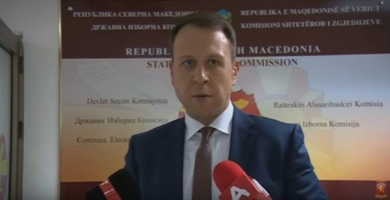 We submitted VMRO-DPMNE's candidate lists, which will bring us victory on April 12