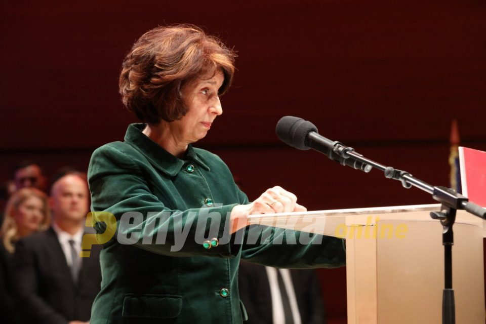 Siljanovska warns that the epidemic is used to make Macedonia even more totalitarian