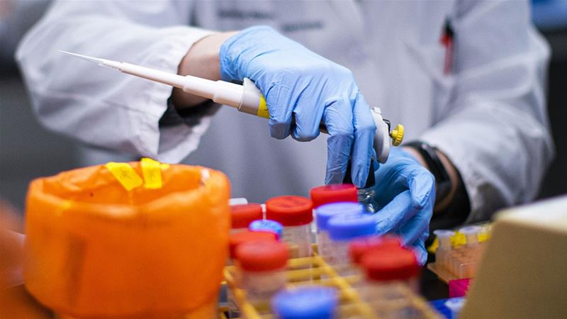 Privately done tests show a possible infection in Kavadarci