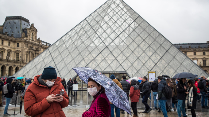 Here is why France was eventually forced to import face masks