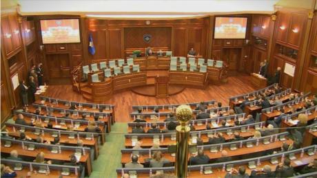 Under international pressure, Kosovo Parliament ends Albin Kurti's short-lived Government