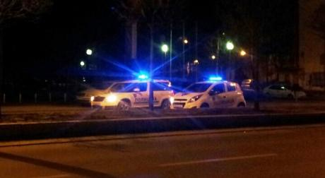 Two Algerian citizens arrested after a late night police chase in Skopje
