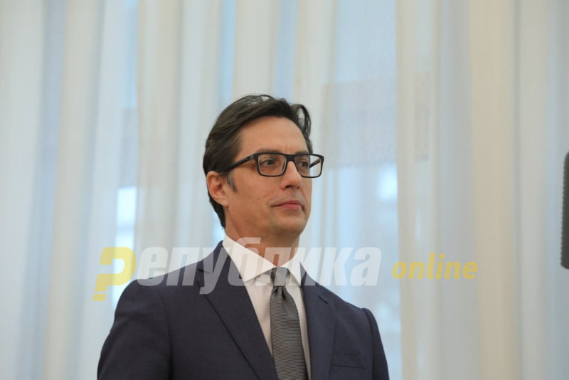 Pendarovski says Macedonia doesn't have the resources necessary to declare a state wide crisis situation