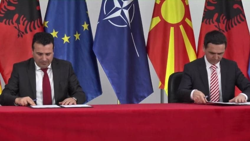 BESA doesn't see other Albanian parties joining their coalition with SDSM