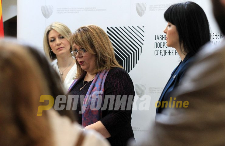 From hero to zero: Katica Janeva asks her colleagues Fetai and Ristovska to testify on her behalf
