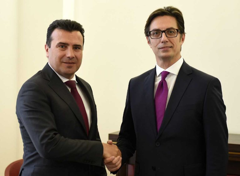 President Pendarovski disagrees with SDSM leader's proposal to reduce public administration to the minimum wage of 14,500 denars