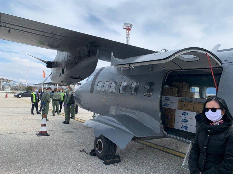 Nikoloski: Our huge gratitude to Slovenia for its help
