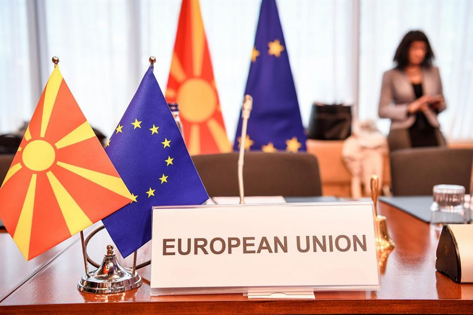 Macedonia could begin EU accession talks before the end of 2020
